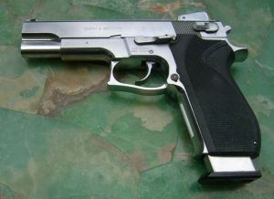 SMITH & WESSON made ini USA